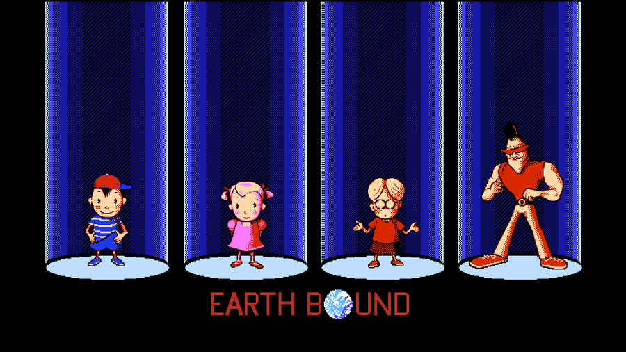 Pin on Earthbound/Mother