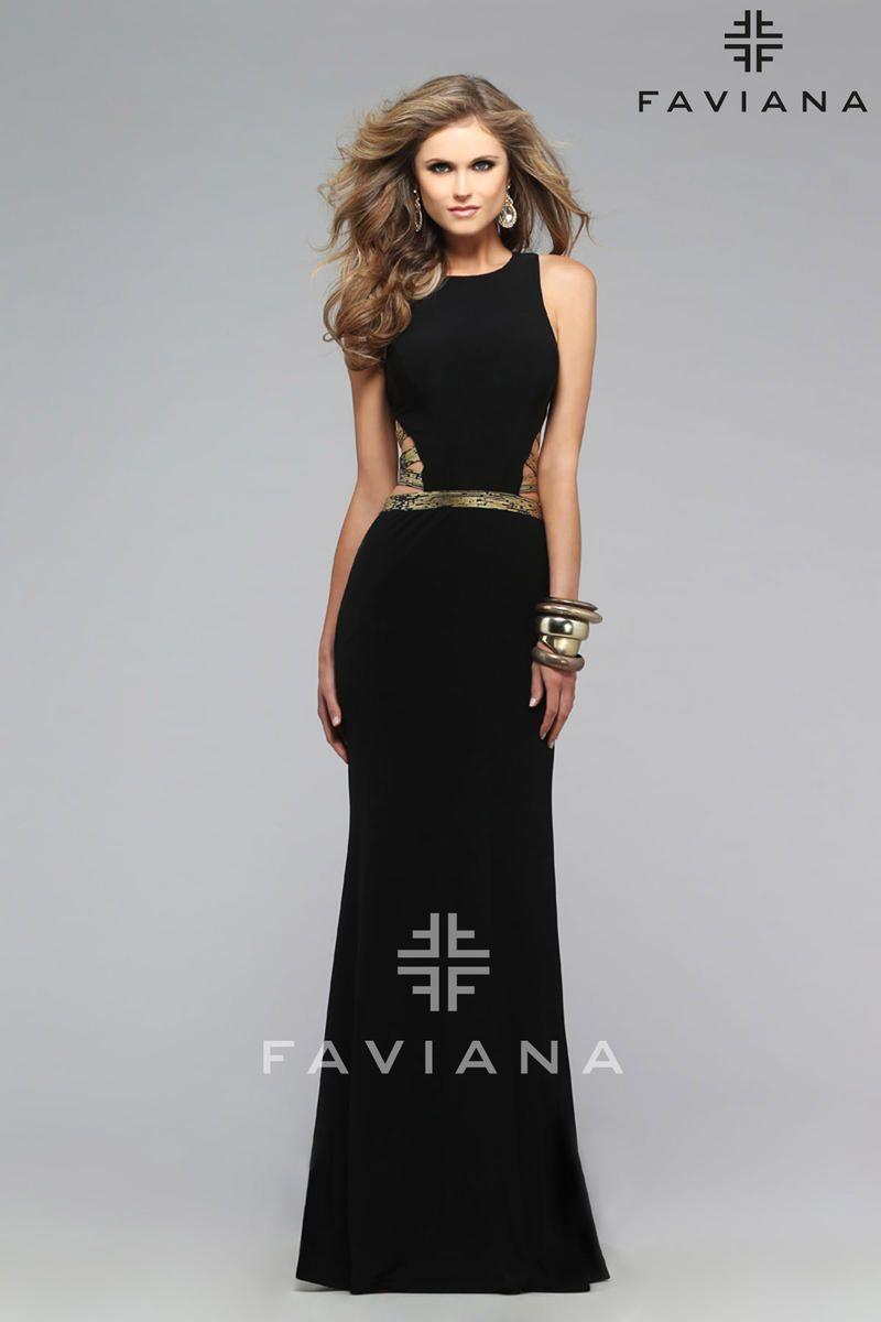Faviana Faviana Prom Faviana designs Faviana Prom Long
