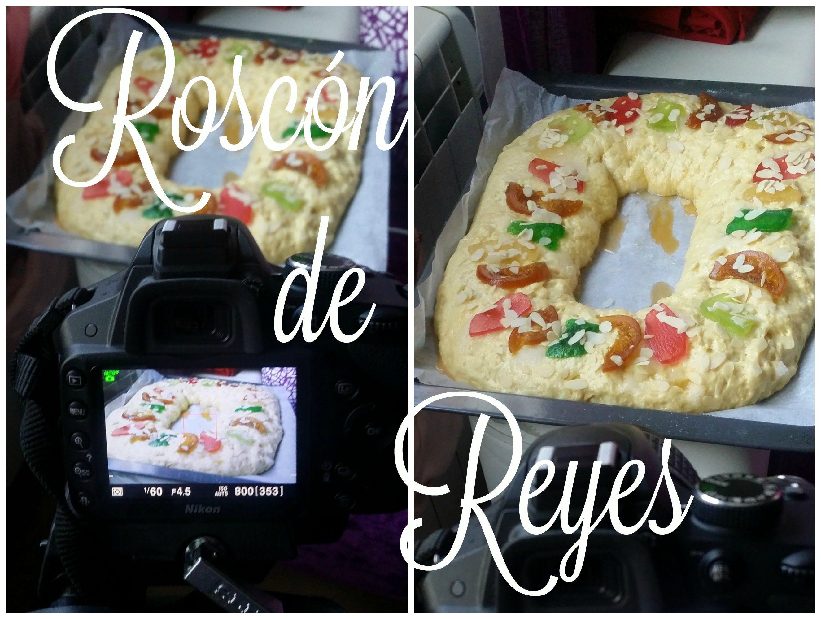 Receta Roscón de Reyes Casero (Super Esponjoso)