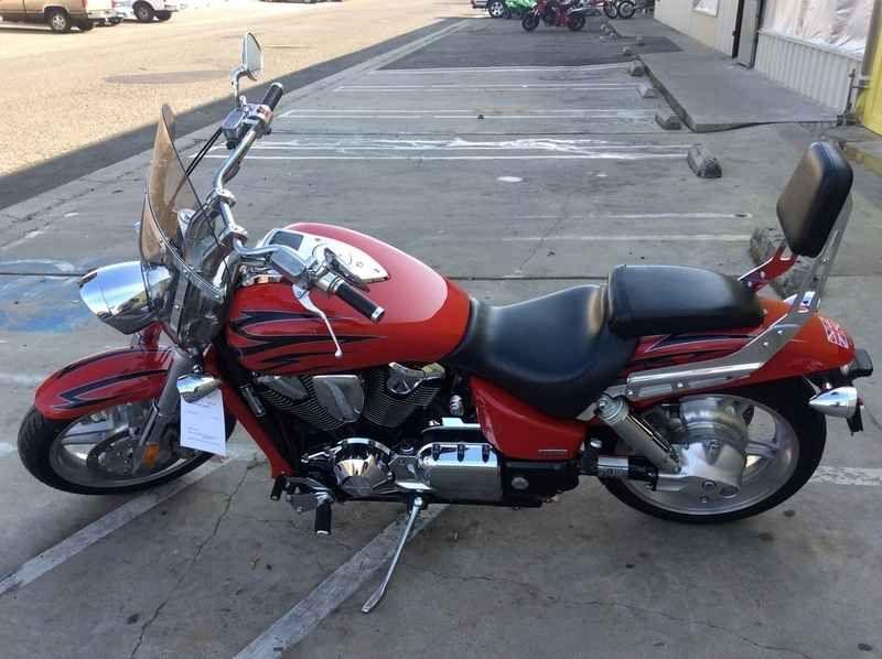Used 2007 Honda VTX 1800F Spec 2 Motorcycles For Sale in California ...