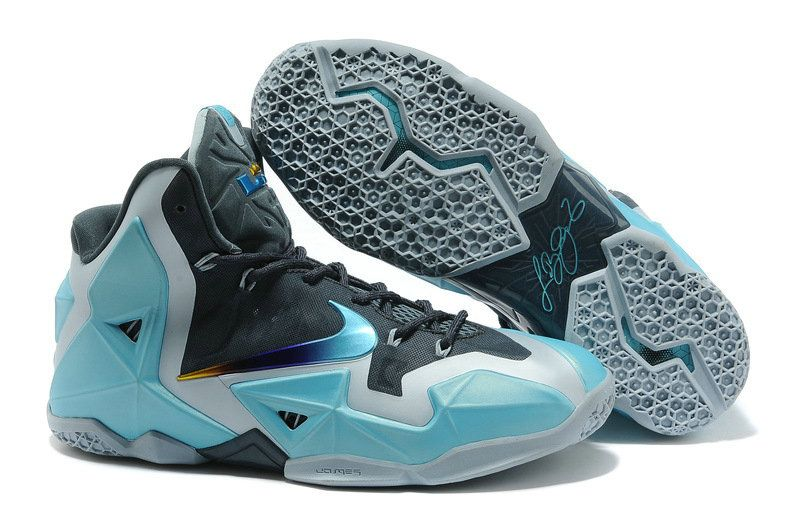Big Discount  66 OFF Nike LeBron 11 Armory SlateGamma BlueLight Armory Blue For Sale 309699