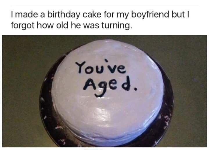 Funny Memes For Your Boyfriend : I m going to use this for my little brother every year i figure