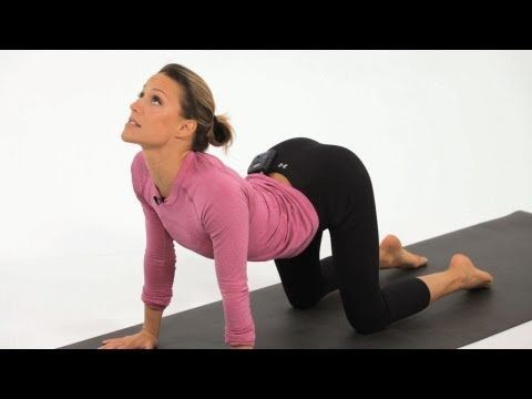 Photo of Wie man eine Katzenkuh-Pose für Energie macht | Yoga – Yoga Praxis – #Cat #Cow #Energie …
