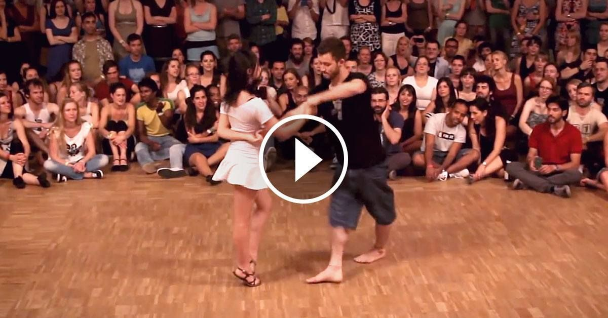 Forró is a style of dance originating in Brazil  Watch as
