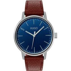 Photo of Hugo Stand quartz watch silver / blue Hugo Bosshugo Boss