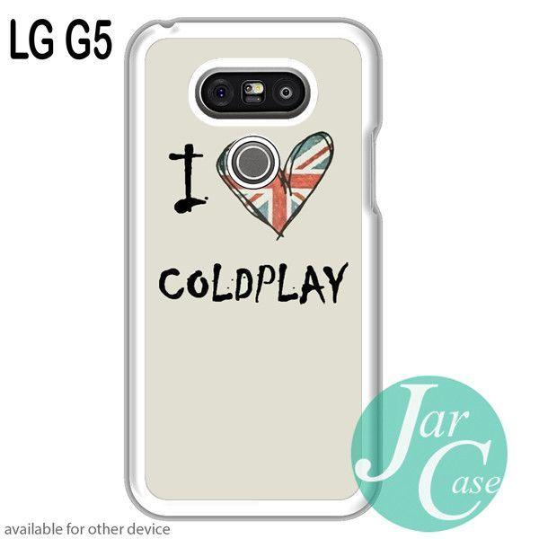 Coldplay Love Phone case for LG G5 and other cases