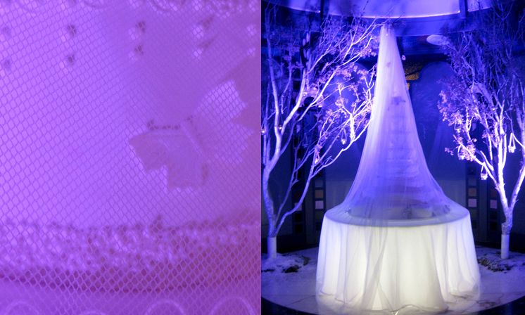 Wedding Cake effetto ghiaccio Wedding Cake on Ice - by AlbaGreco EventStylist