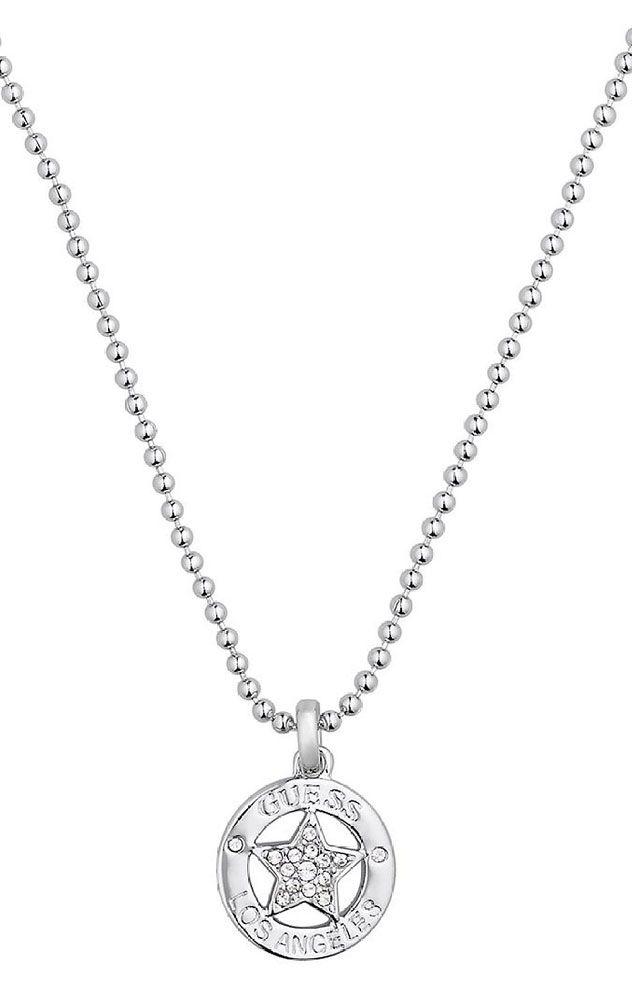 dde0568ac783 Collar Guess metal mujer UBN21599