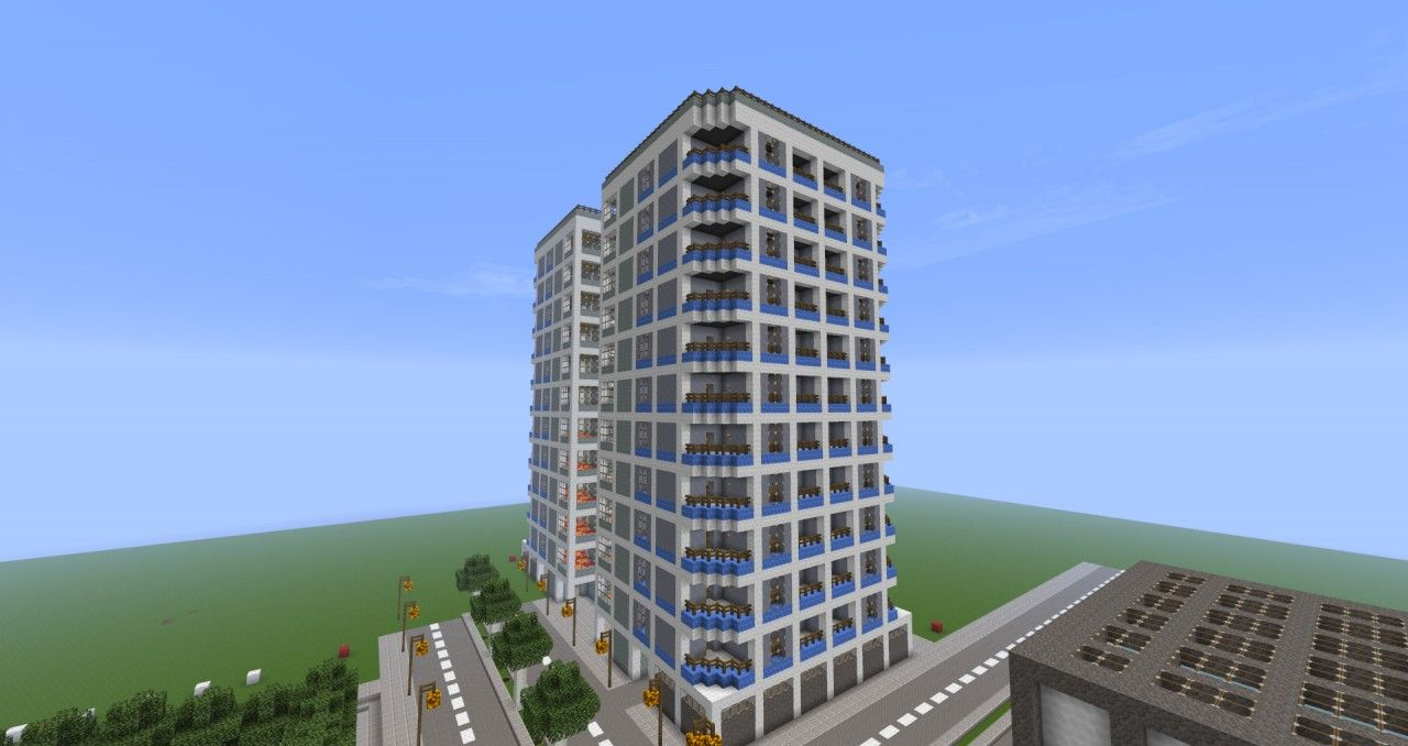 Luxury hotel minecraft pinterest for Very luxury hotels