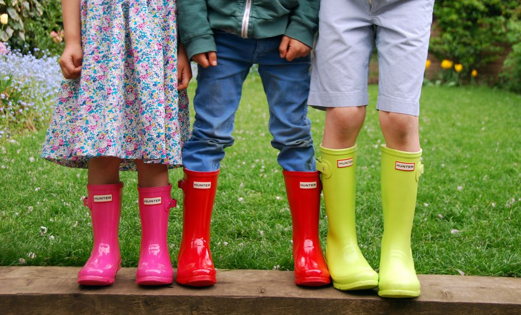 Hunter boots, Kids outfits, Childrens