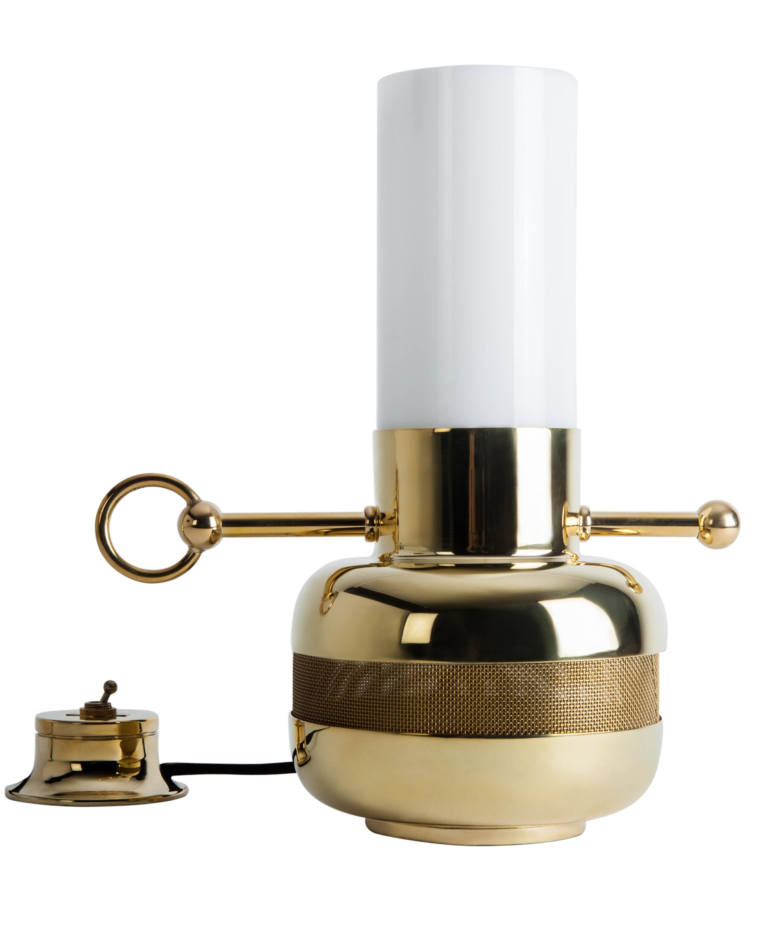 Buy Table Lantern By Remains Lighting  Made To Order Designer Lighting