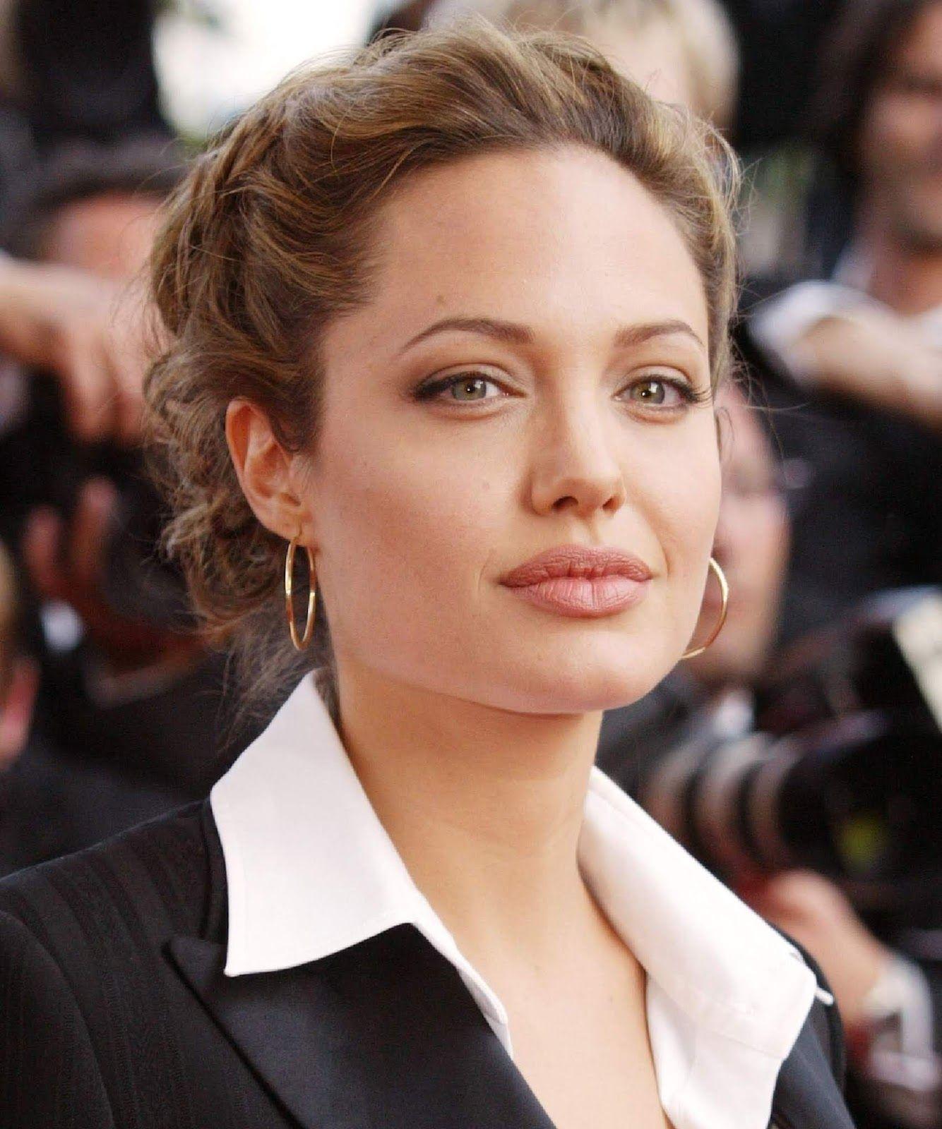 Angelina Jolie Angelina Jolie Hair Angelina Jolie Makeup Angelina Jolie 90s