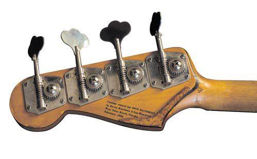 Jaco's bass.