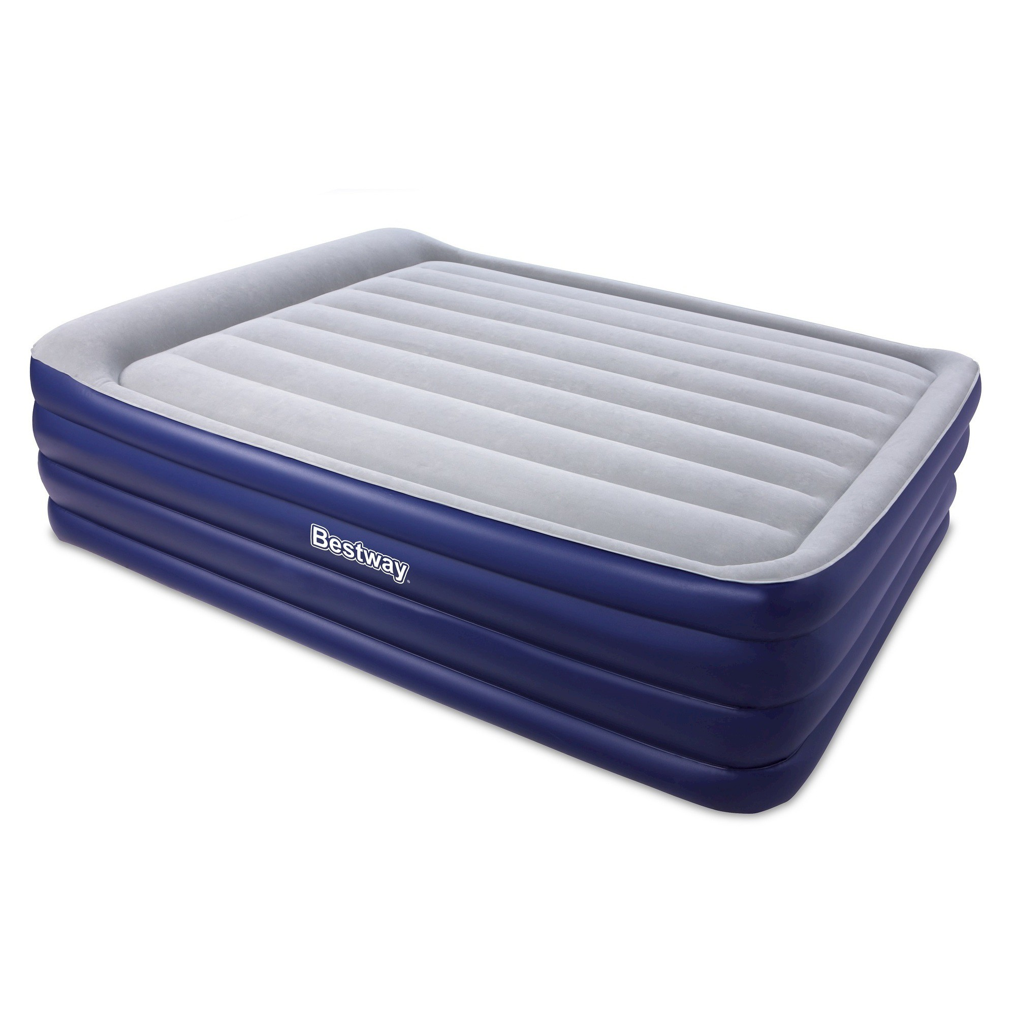 air king airbed best twin raised inflatable size mattress itm pump koil with luxury