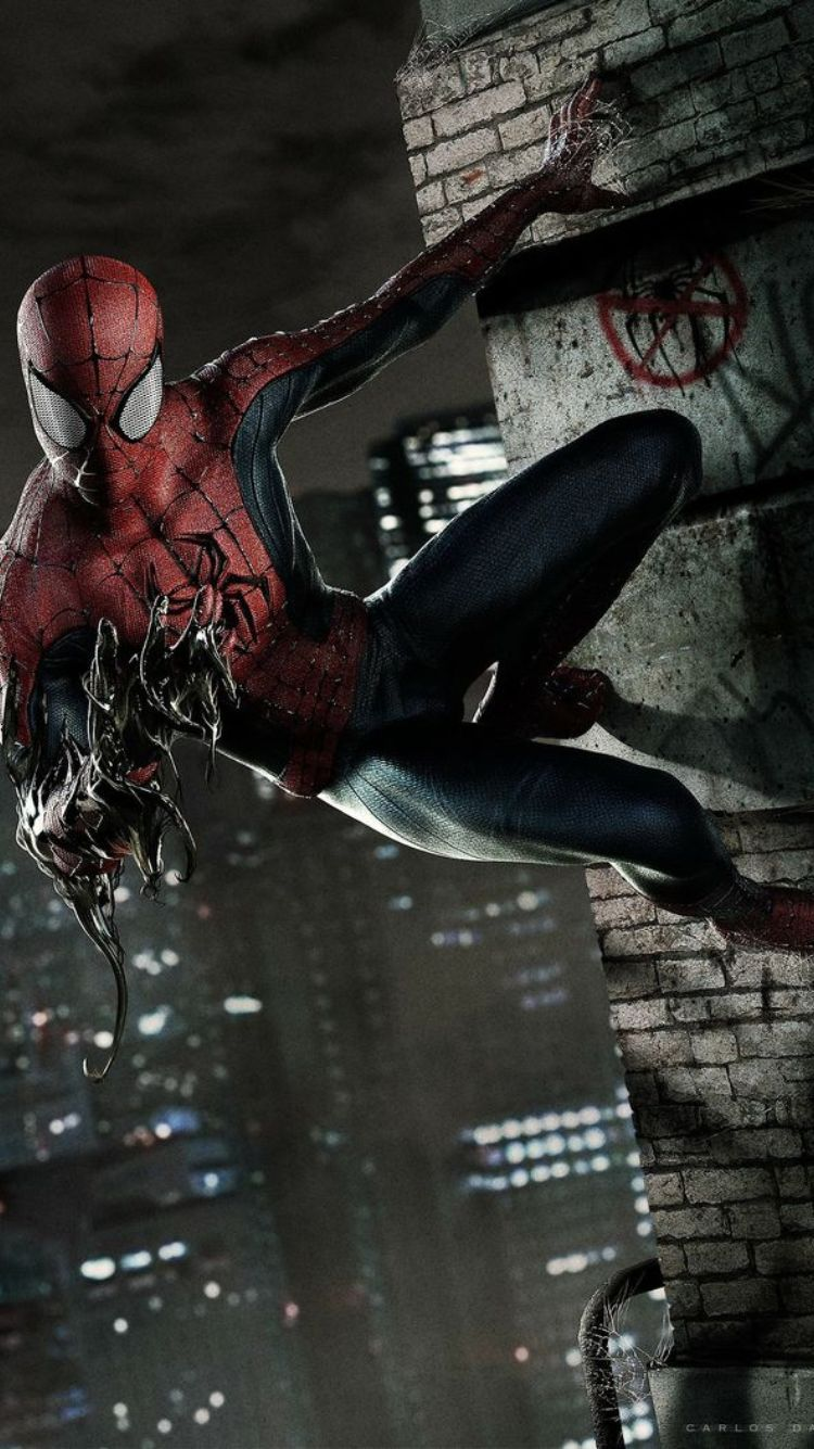 Weather Live Wallpaper Android Apps In 2020 Superhero Wallpaper Android Wallpaper Spiderman