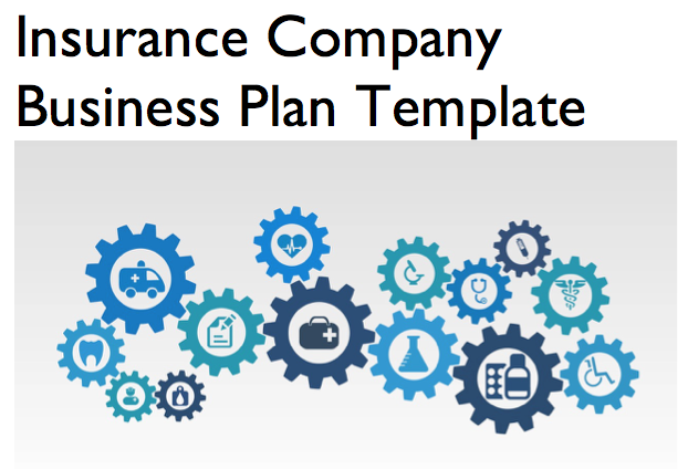 Insurance Company Business Plan Template Business Plan Template