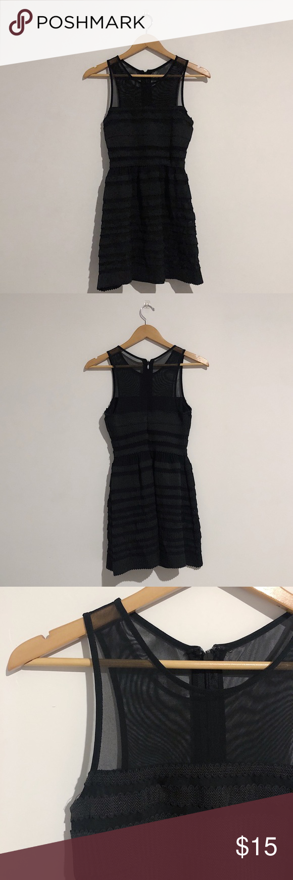 Black Elastic Dress In 2020 Clothes Design Wow Couture Dresses [ 1740 x 580 Pixel ]
