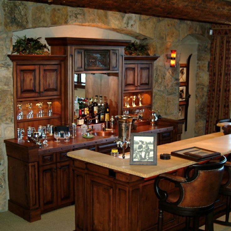 Home Bars Design Ideas: 50 Stunning Home Bar Designs