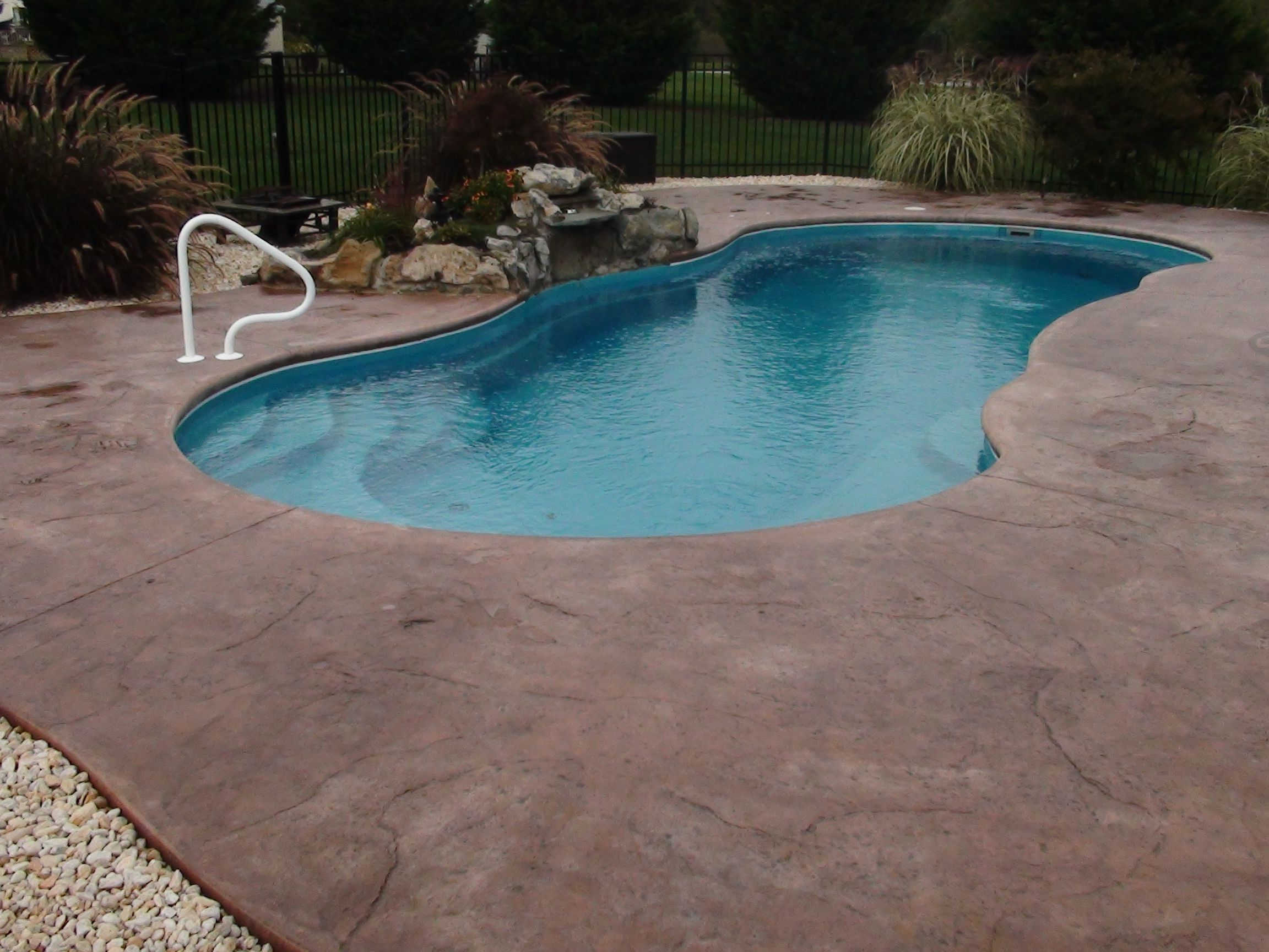 Fiberglass Pool Sales In Nj And Pa Artistic Pools Corp