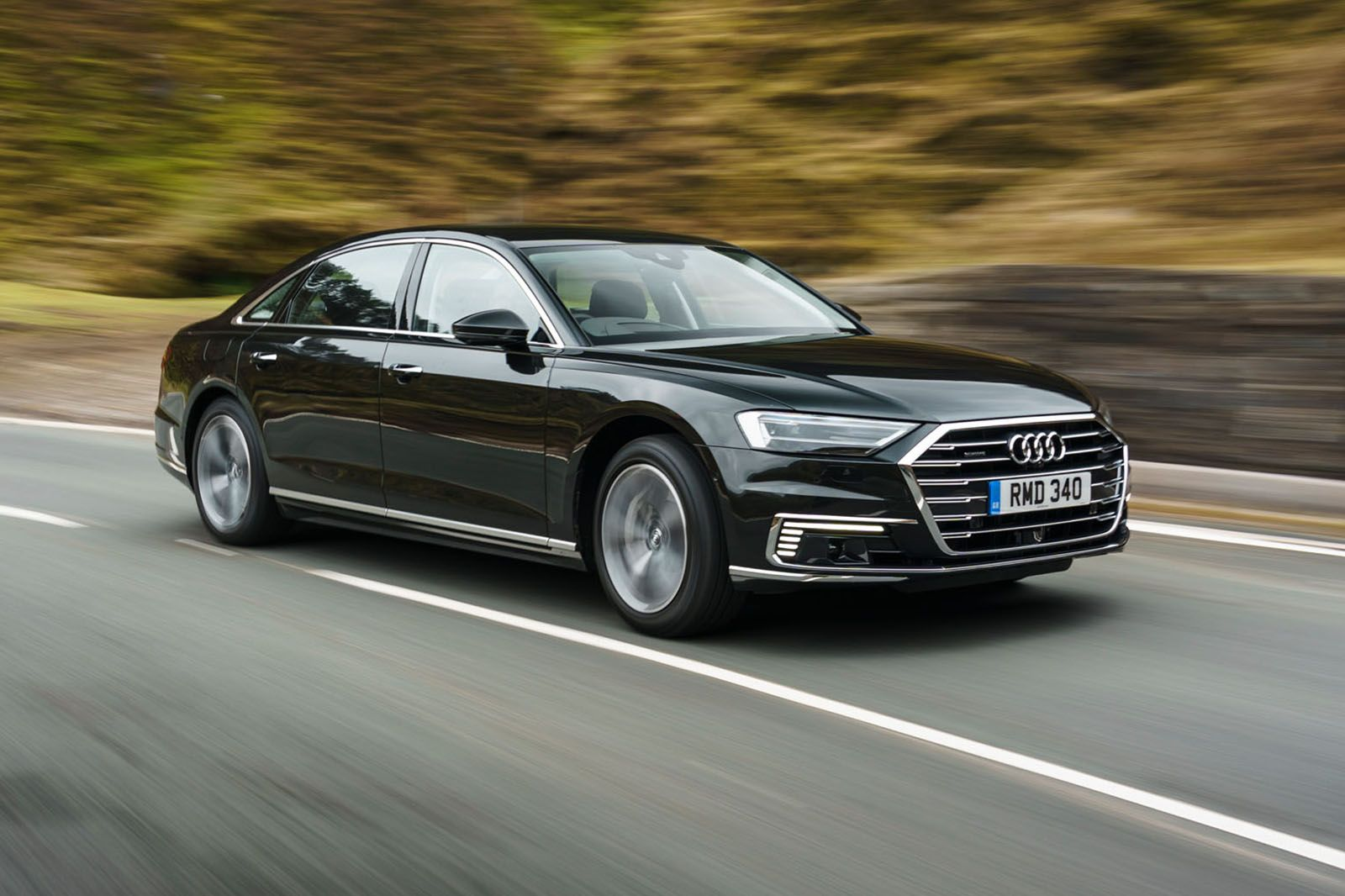 2020 Audi A8 L In Usa Konfigurationen In 2020 Audi A8 Audi Owners Manuals