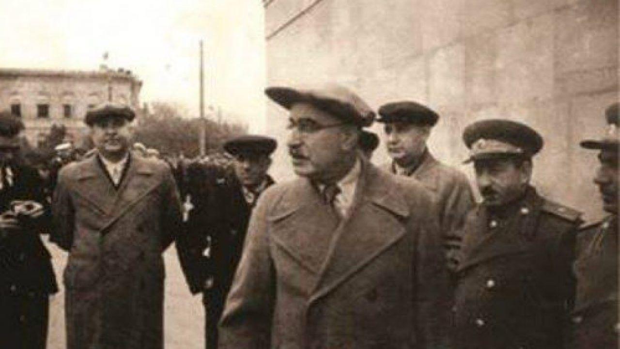 Mircəfər Bagirov History Historical Figures Historical