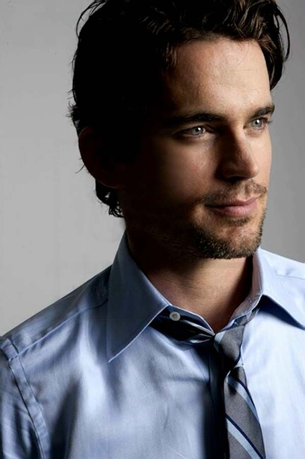 I would like for someone to try and find someone more attractive than Matt Bomer.. because I don't think it is possible