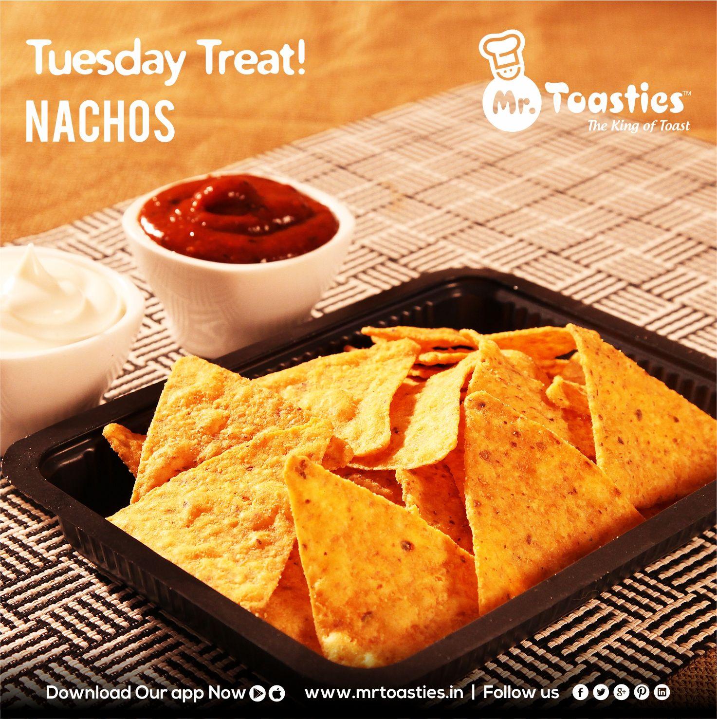 Tuesday Treat ! #NACHOS #MrToasties