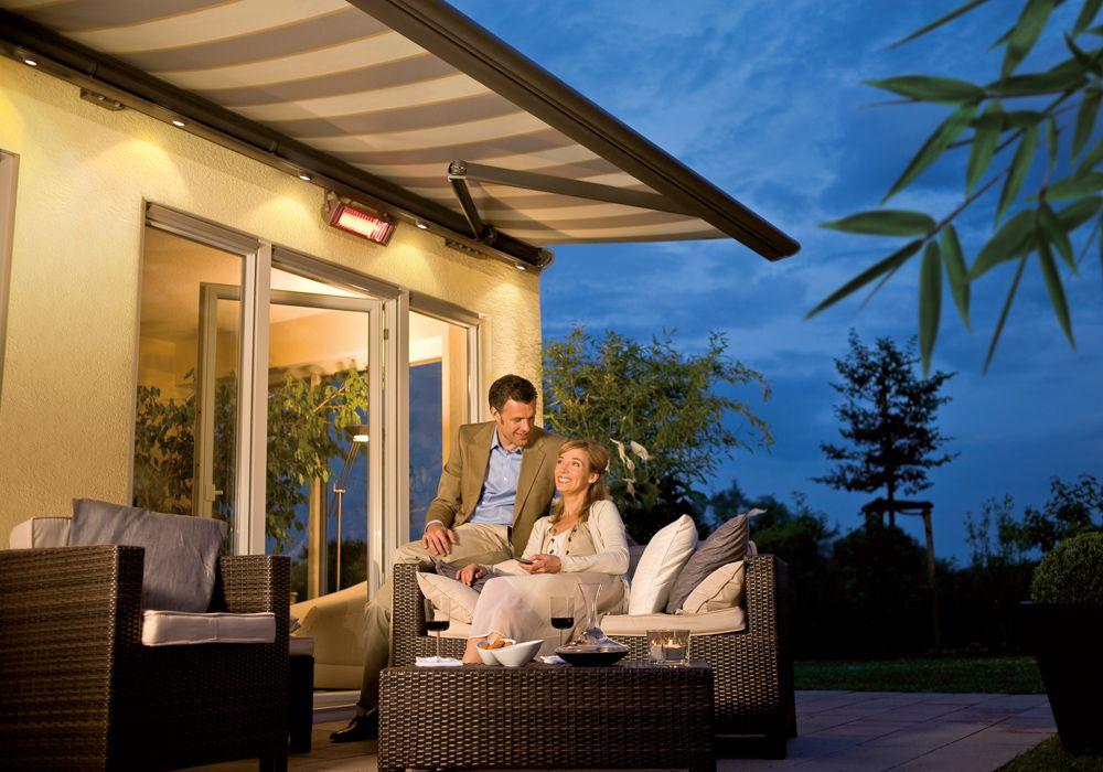 Weinor - Opal | Patio awning, Patio, Outdoor