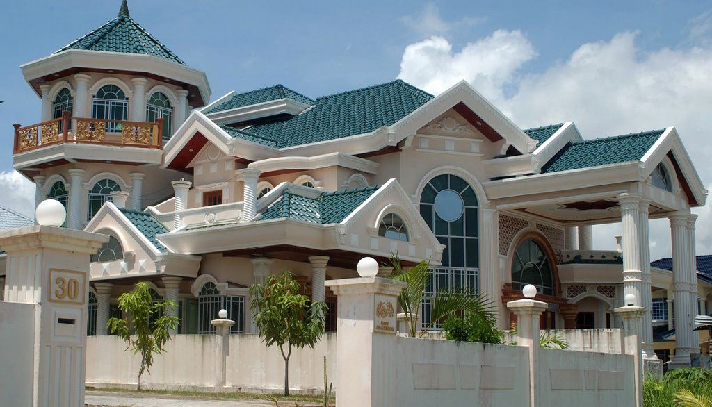 Pictures Of Flat Houses Designs Small House Design Architecture House Design Flat House Design
