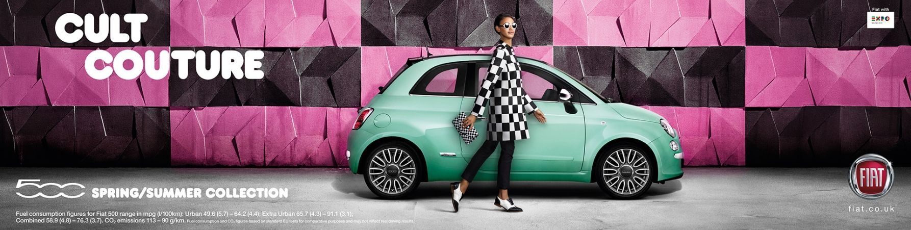 #Commission #Photography #MaxOppenheim #fiat500 #fiat #spring #summer #advert #advertising
