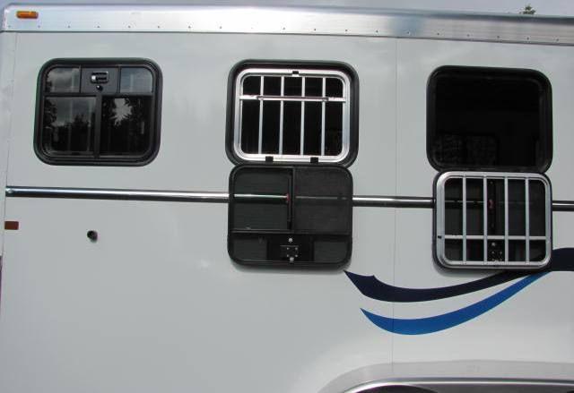 Window Feed Doors Big One Mounted Sideways For Cashs Door Dog