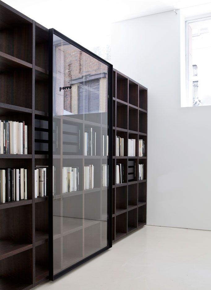 System Design By Piero Lissoni Porro Spa Furniture