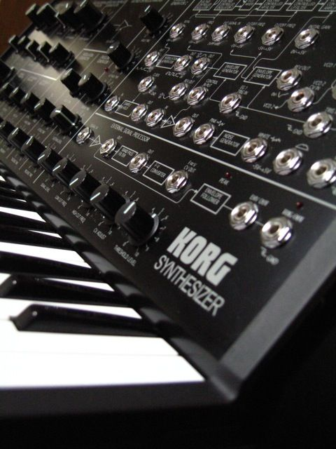 KORG MS-20 #classic #synth | Cool Recording Studio Stuff in 2019