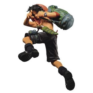 One Piece Scultures Portgas D Ace BIG Figure Colosseum 4 vol.7 on Crunchyroll