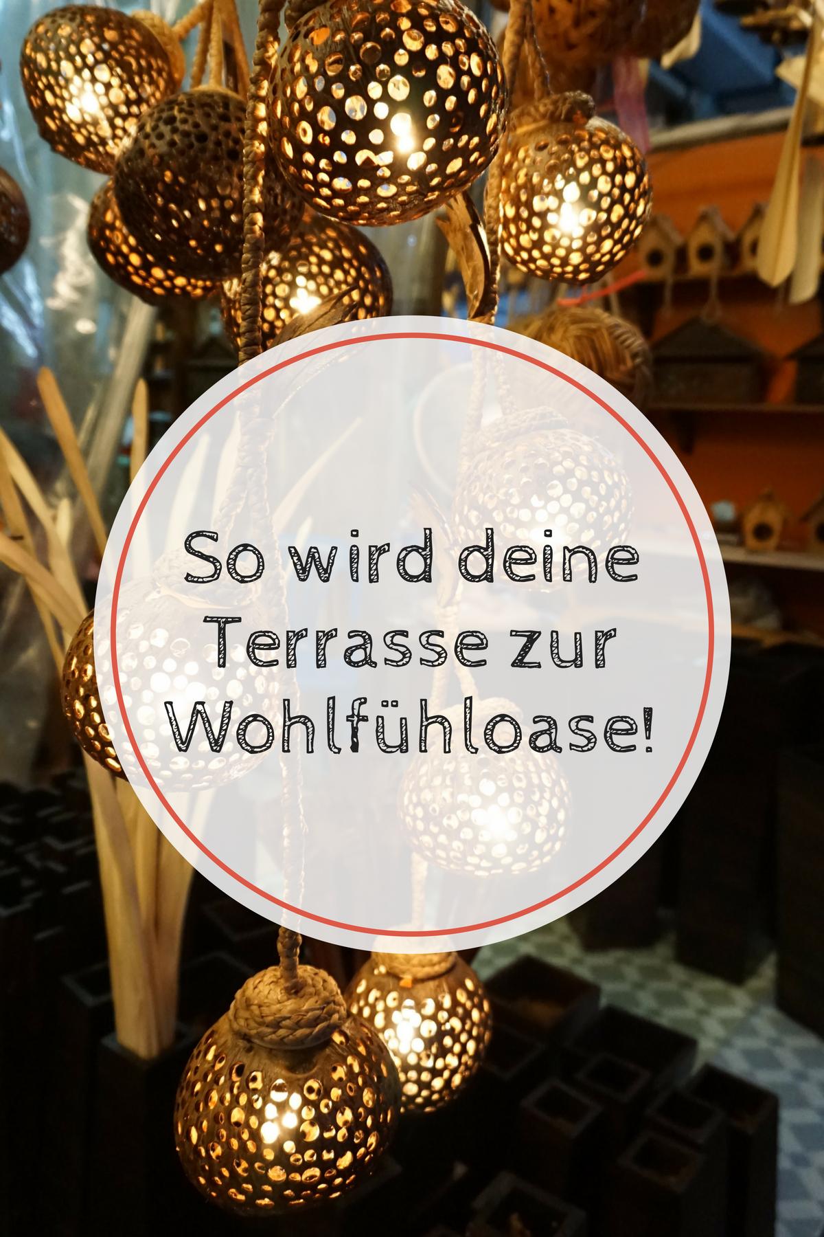 Photo of Terrassengestaltung: Ideen, Inspirationen und Must haves