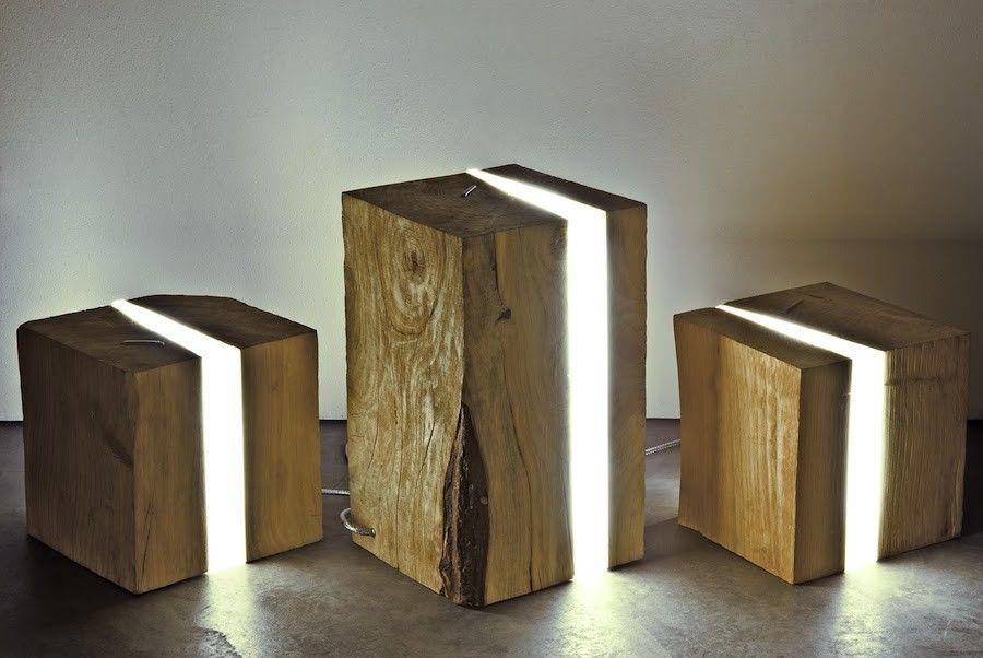 Lampadari con materiali di riciclo (Foto 24/40) | Designmag