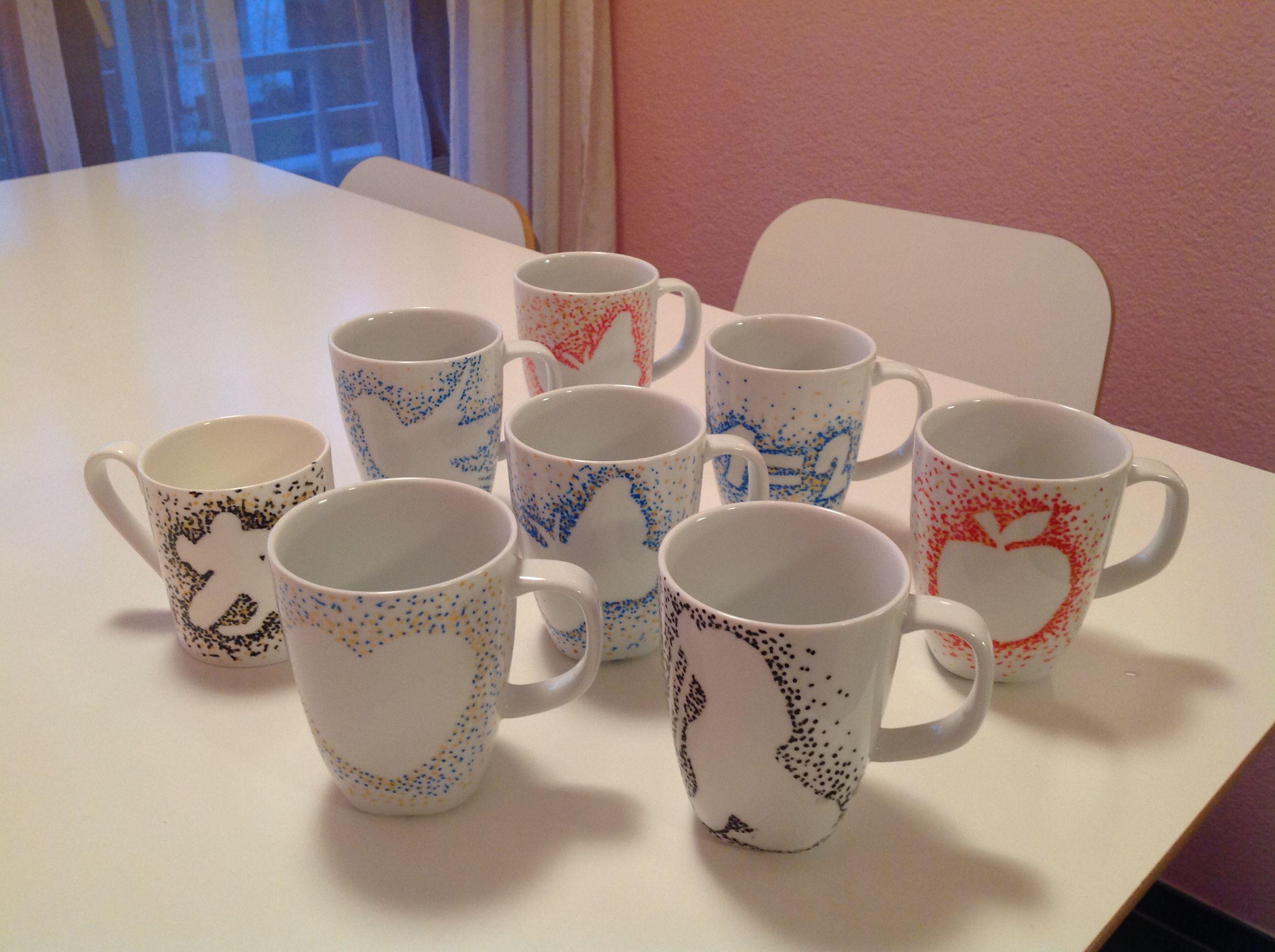Tassen Bemalen Tassen Bemalen Tassen Geschenke