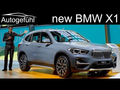 2020 New Bmw X1 Facelift Review Exterior Interior Autogefuhl Youtube New Bmw Bmw Bmw Suv