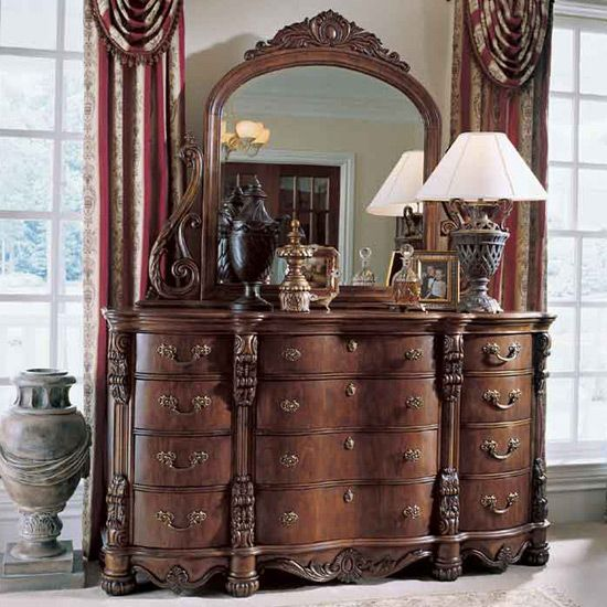 Edwardian Pulaski Edwardian Dresser Edwardian Bedroom Set Traditional House Ideas