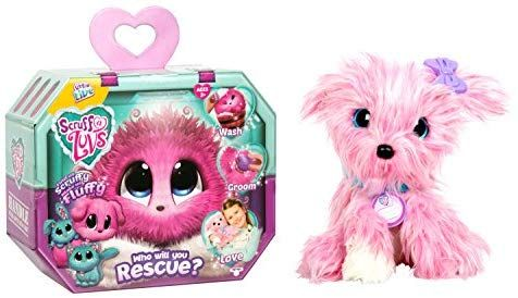 Little Live ScruffaLuvs plush mystery rescue