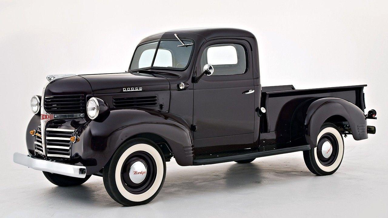 1941 Dodge Pickup Dodge Trucks Classic Trucks Old Dodge Trucks