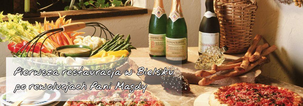 Trattoria Da Tadeusz Kuchnia Wloska Bielsko Biala Food Beef Meat
