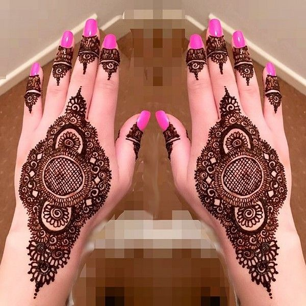 amazing designs of mehndi for hand - Sari Info Fashion - desire wap info