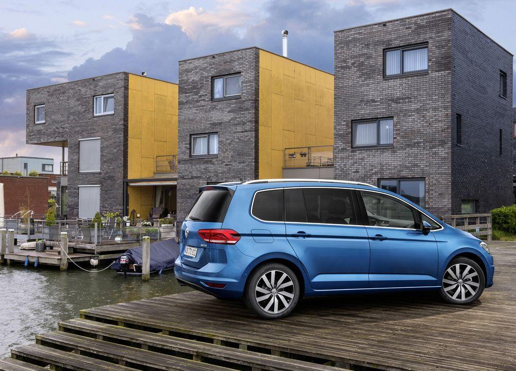 Volkswagen Nouveau Touran 2016 Monospace