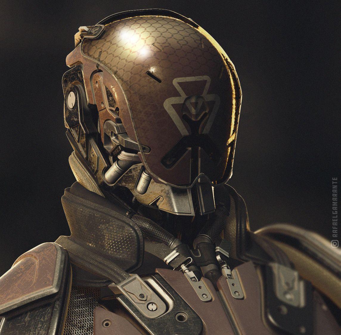 Artstation X 01 Rafael Amarante Armor Concept Futuristic Armour Sci Fi Armor