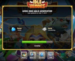 Idle Heroes Hack Cheats Free Gems Game Hacks And Cheats Free Gems Hero Game Gem