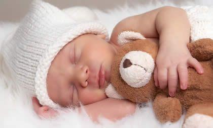 Babyfotos & Neugeborenen Fotografie
