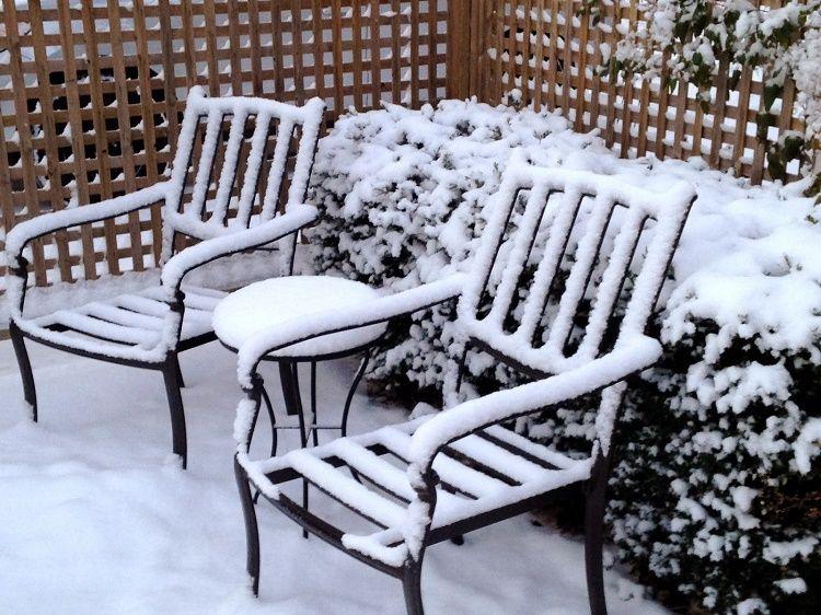 Hai pensato a come difendere il tuo #arredo giardino dall'inverno? Sei ancora in tempo per mettere in pratica alcuni accorgimenti! http://www.grupposanmarco.eu/proteggere-arredo-giardino-durante-inverno-3-accorgimenti-essenziali