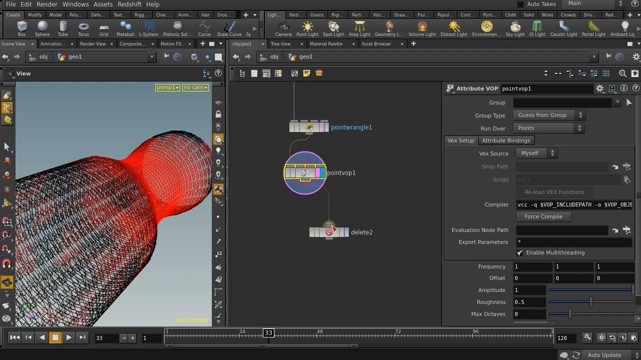 Knit_Solver_Tutorial_Part_2   houdini tutorials   Animation
