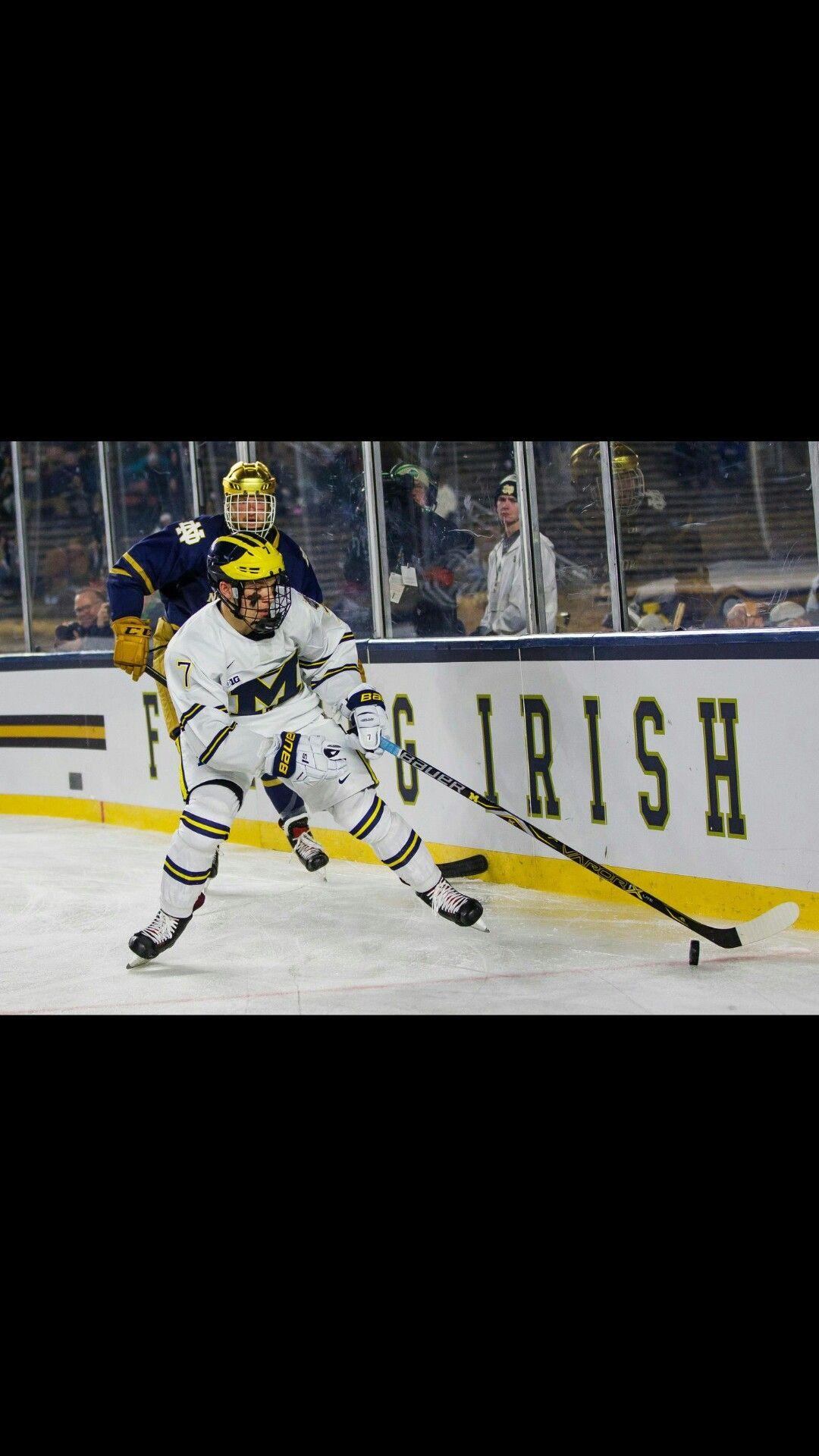 Pin by Eric on Michigan Hockey Michigan hockey, College